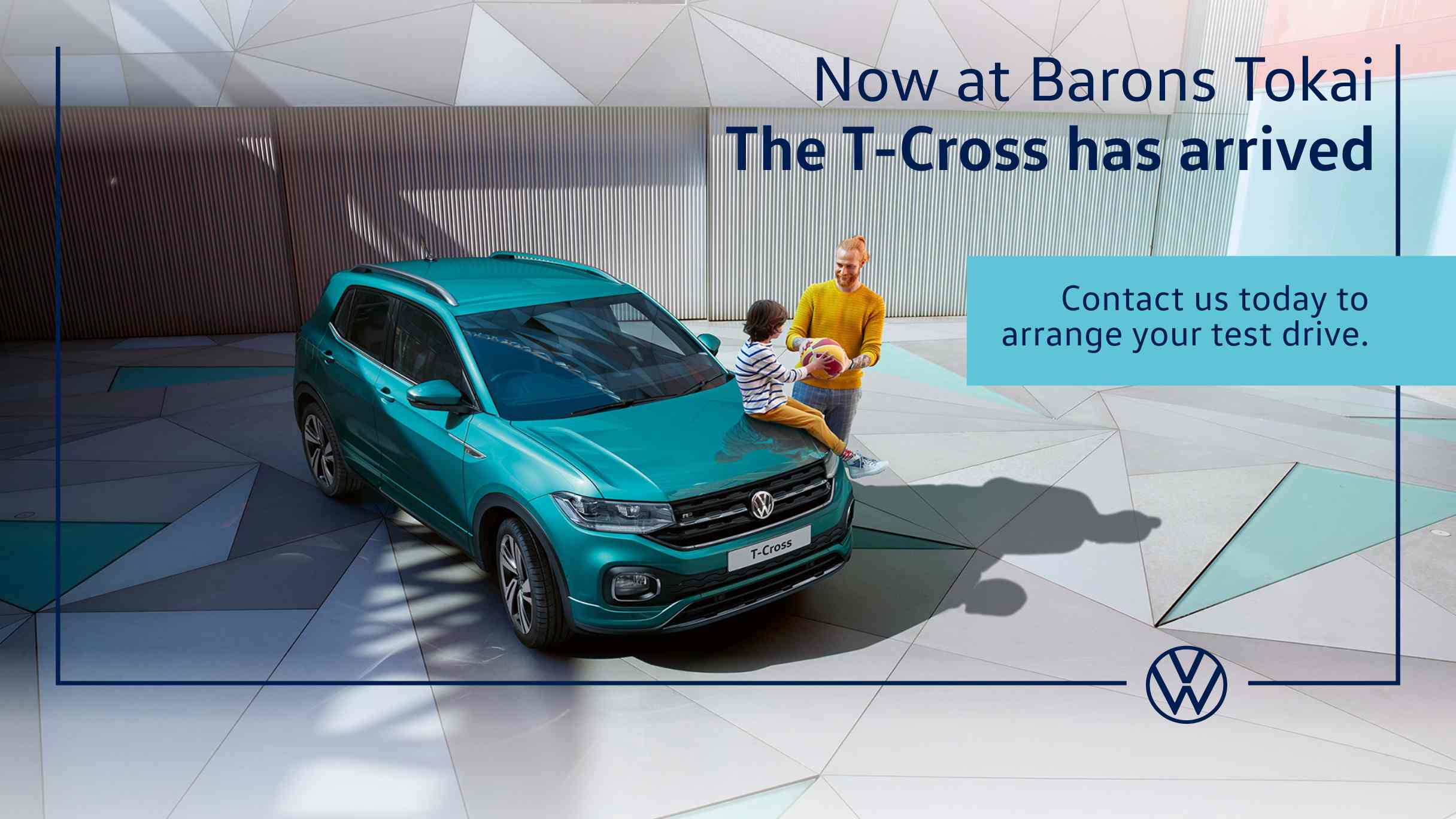Buy the T-Cross